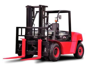 XF Series 5-7T Internal Combustion Counterbalance Forklift Truck