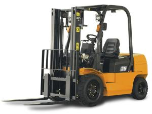 R Series 4.0-4.5T Internal Combustion Counterbalance Forklift Truck