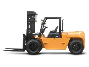 R Series 8-10T Internal Combustion Counterbalance Forklift Truck